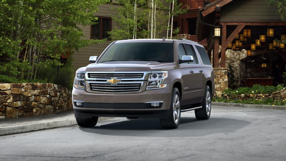 2015 Chevrolet Suburban Vehicle Photo in BOONVILLE, IN 47601-9633