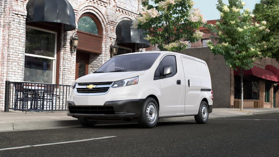 2015 Chevrolet City Express Cargo Van Vehicle Photo in WEST HARRISON, IN 47060-9672
