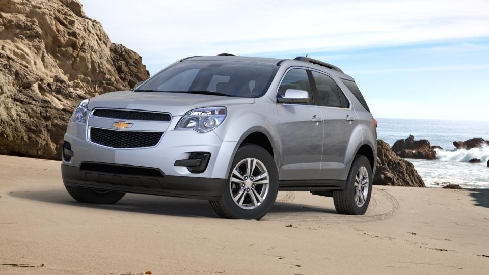 2015 Chevrolet Equinox Vehicle Photo in EMPORIA, VA 23847-1235