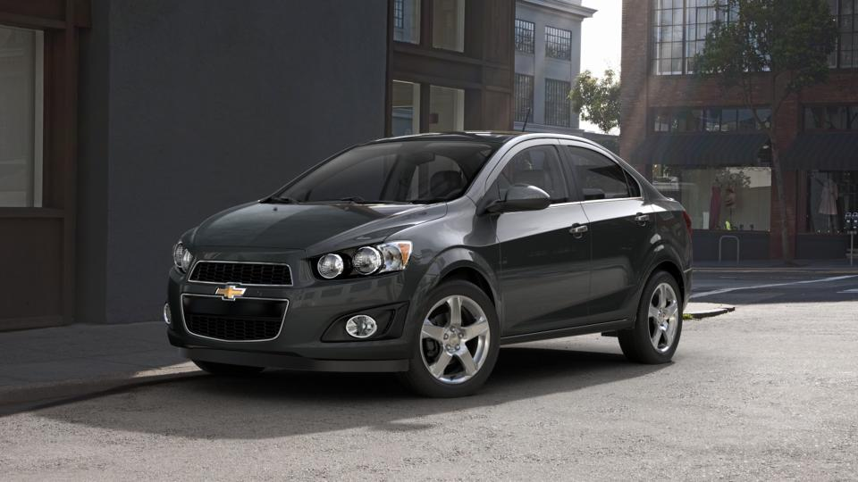 2015 Chevrolet Sonic Vehicle Photo in BEND, OR 97701-5133