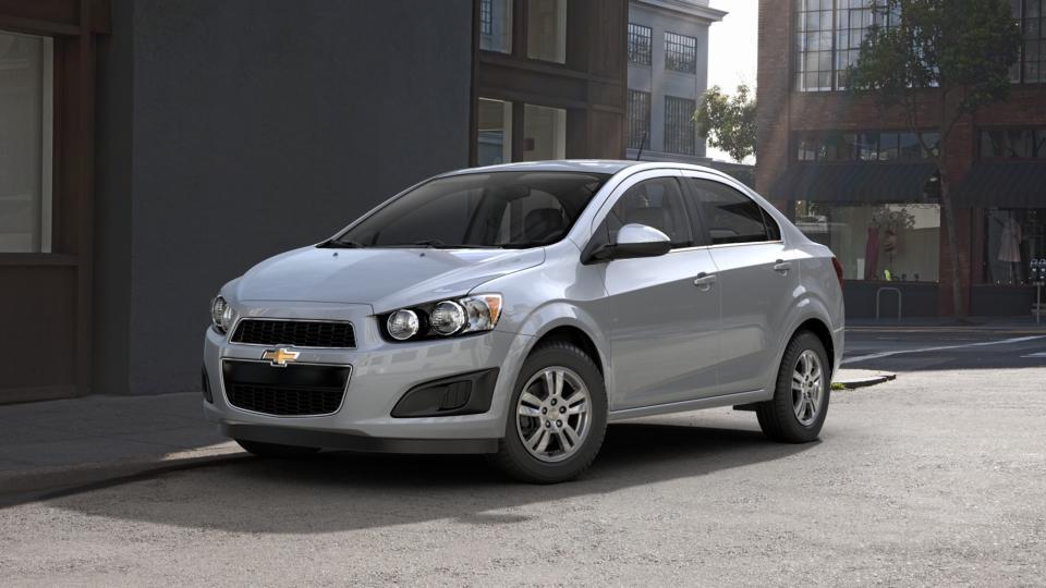 2015 Chevrolet Sonic Vehicle Photo in Corpus Christi, TX 78411