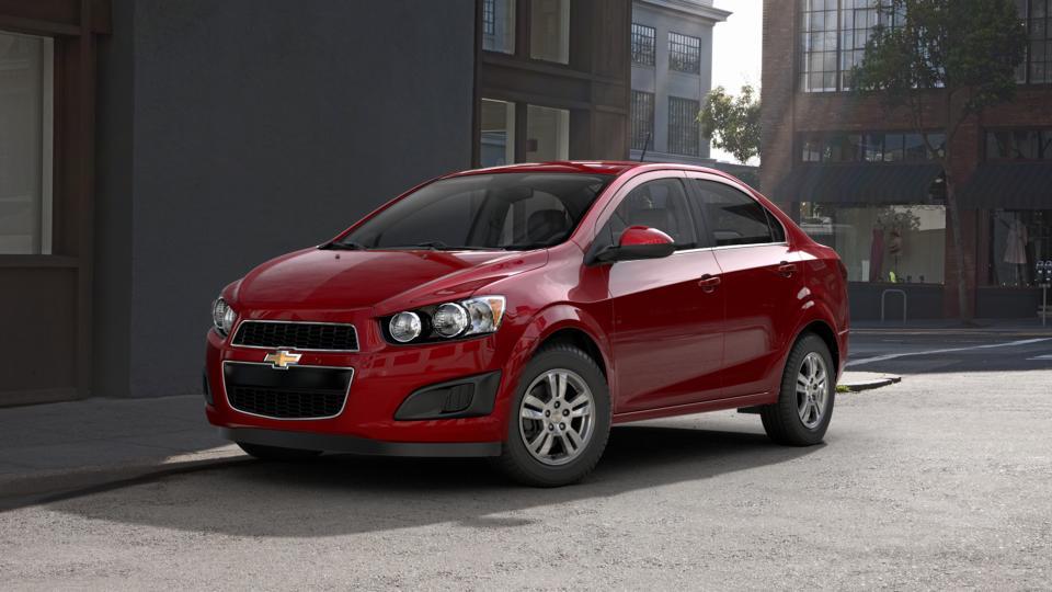 2015 Chevrolet Sonic Vehicle Photo in San Antonio, TX 78238