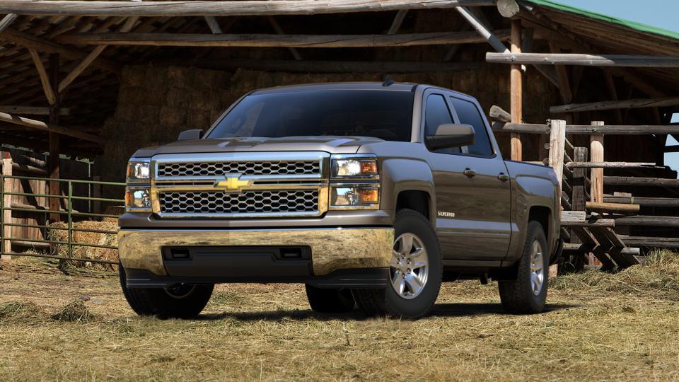 2015 Chevrolet Silverado 1500 Vehicle Photo in ANCHORAGE, AK 99515-2026