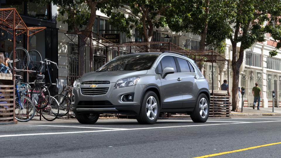 2015 Chevrolet Trax Vehicle Photo in QUAKERTOWN, PA 18951-2312