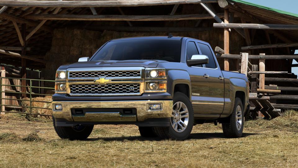 2015 Chevrolet Silverado 1500 Vehicle Photo in BEND, OR 97701-5133