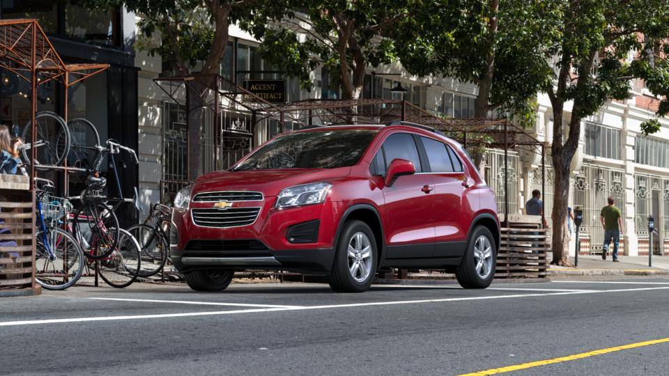 2015 Chevrolet Trax Vehicle Photo in San Angelo, TX 76901