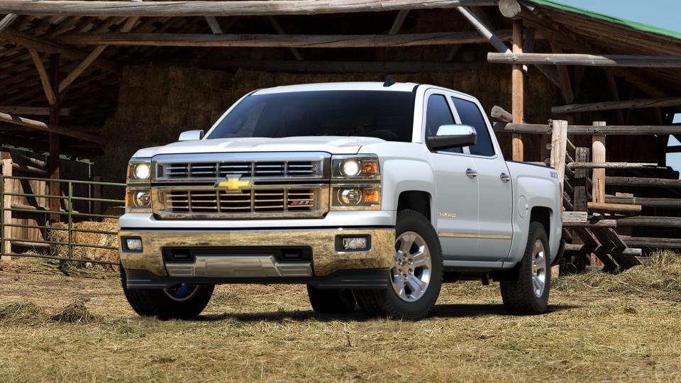 2015 Chevrolet Silverado 1500 Vehicle Photo in NEDERLAND, TX 77627-8017