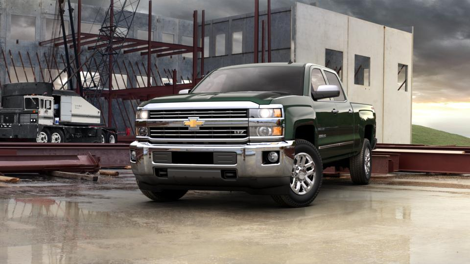 2015 Chevrolet Silverado 2500HD Built After Aug 14 Vehicle Photo in BEND, OR 97701-5133