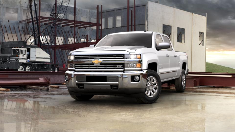 2015 Chevrolet Silverado 2500HD Built After Aug 14 Vehicle Photo in ENGLEWOOD, CO 80113-6708