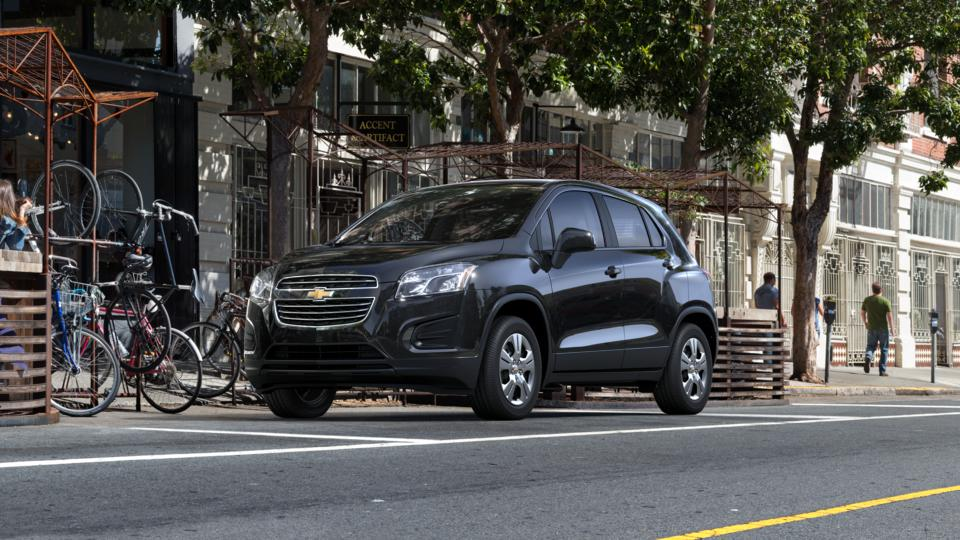 2016 Chevrolet Trax Vehicle Photo in COLORADO SPRINGS, CO 80905-7347