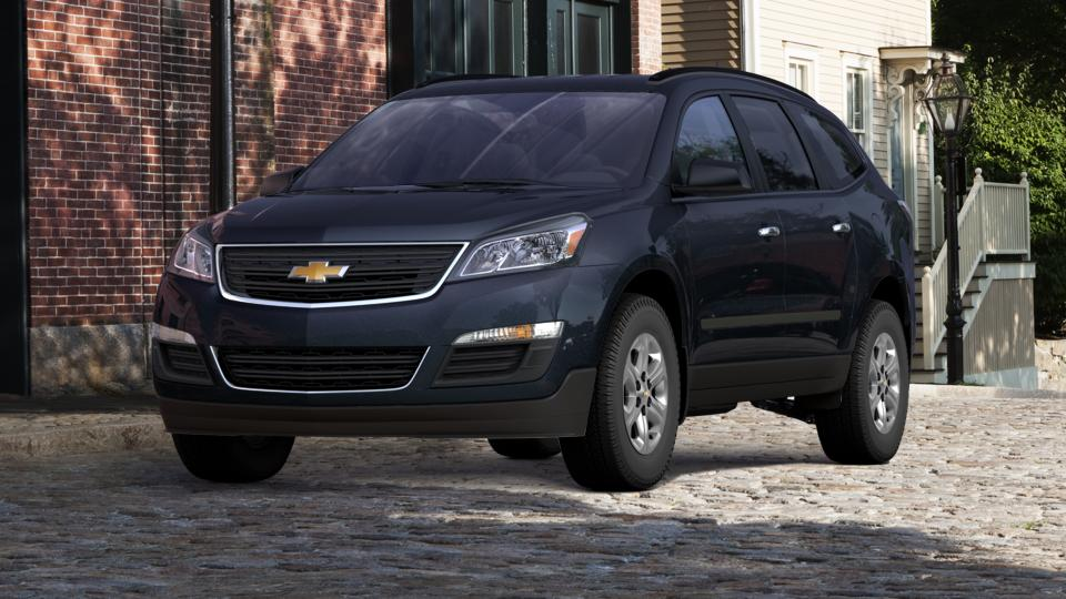 2016 Chevrolet Traverse Vehicle Photo in CROSBY, TX 77532-9157