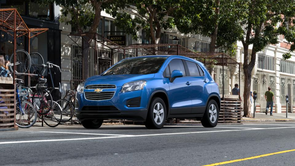 2016 Chevrolet Trax Vehicle Photo in MOON TOWNSHIP, PA 15108-2571