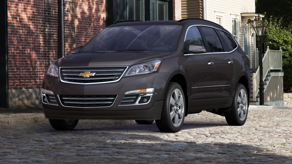 2016 Chevrolet Traverse Vehicle Photo in BEND, OR 97701-5133