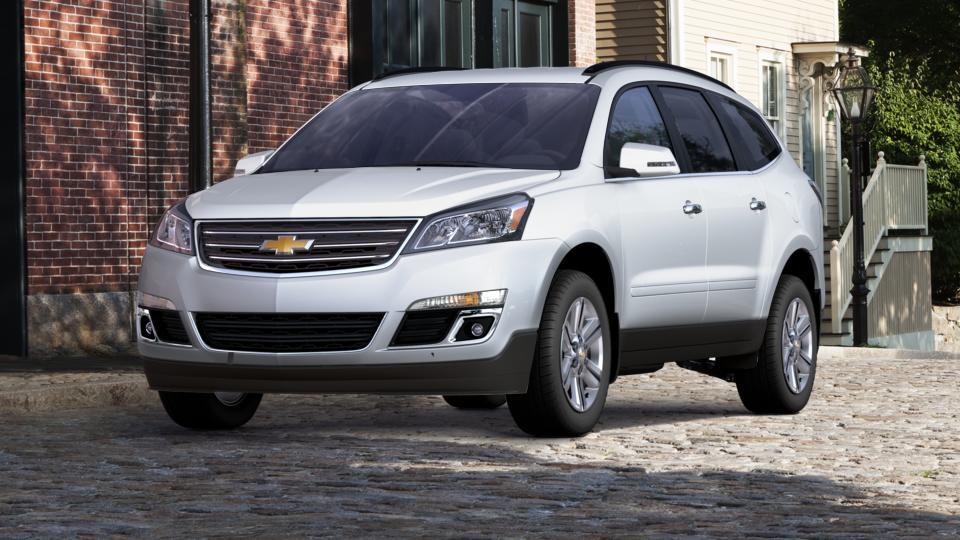 2016 Chevrolet Traverse Vehicle Photo in SAN ANGELO, TX 76903-5798