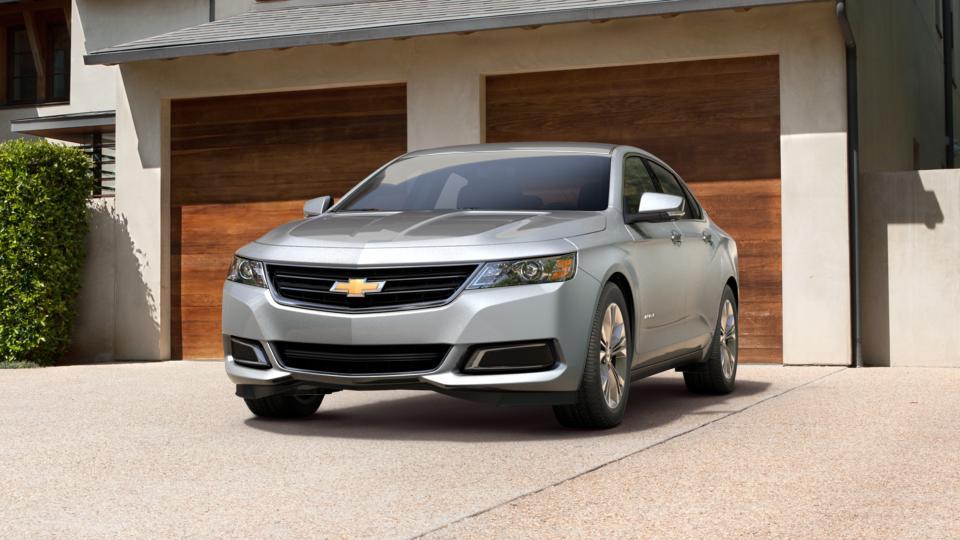 2016 Chevrolet Impala Vehicle Photo in SAN LEANDRO, CA 94577-1512