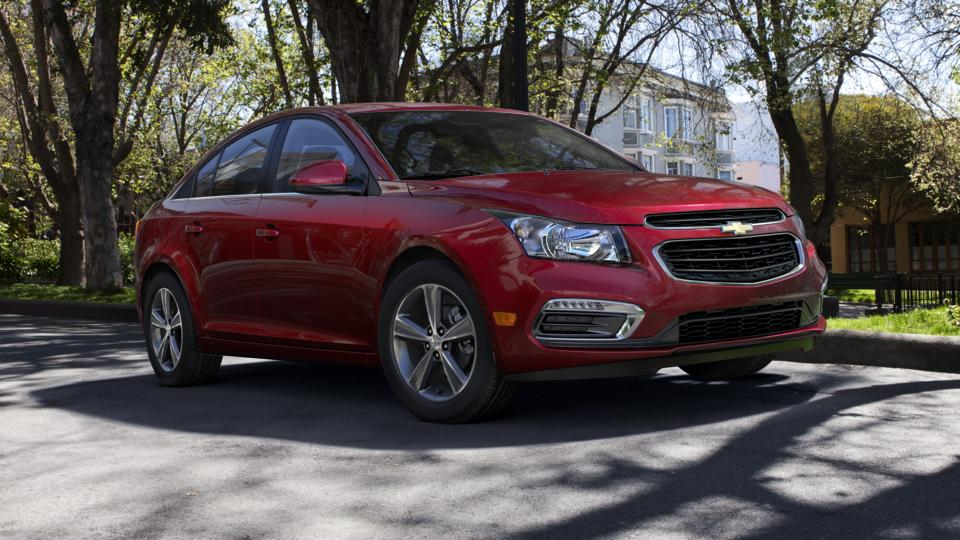 2016 Chevrolet Cruze Limited Vehicle Photo in BOONVILLE, IN 47601-9633