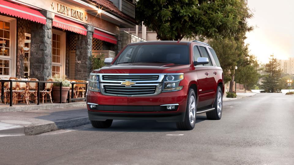 2016 Chevrolet Tahoe Vehicle Photo in ELLWOOD CITY, PA 16117-1939