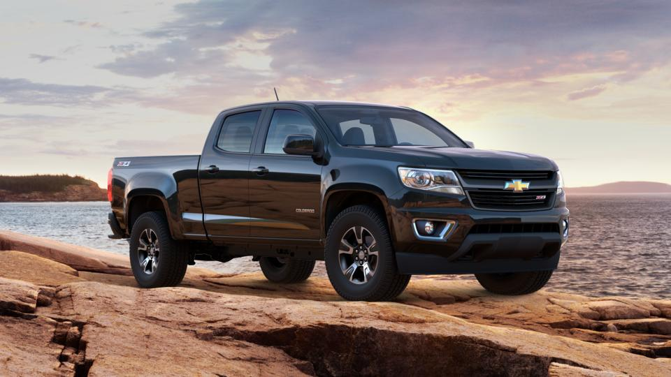 2016 Chevrolet Colorado Vehicle Photo in MILFORD, OH 45150-1684