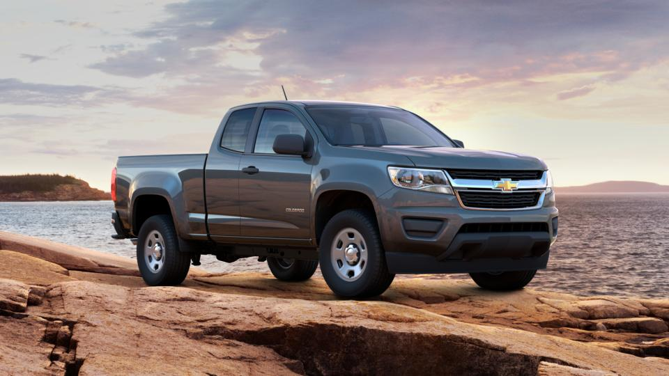 2016 Chevrolet Colorado Vehicle Photo in EMPORIA, VA 23847-1235