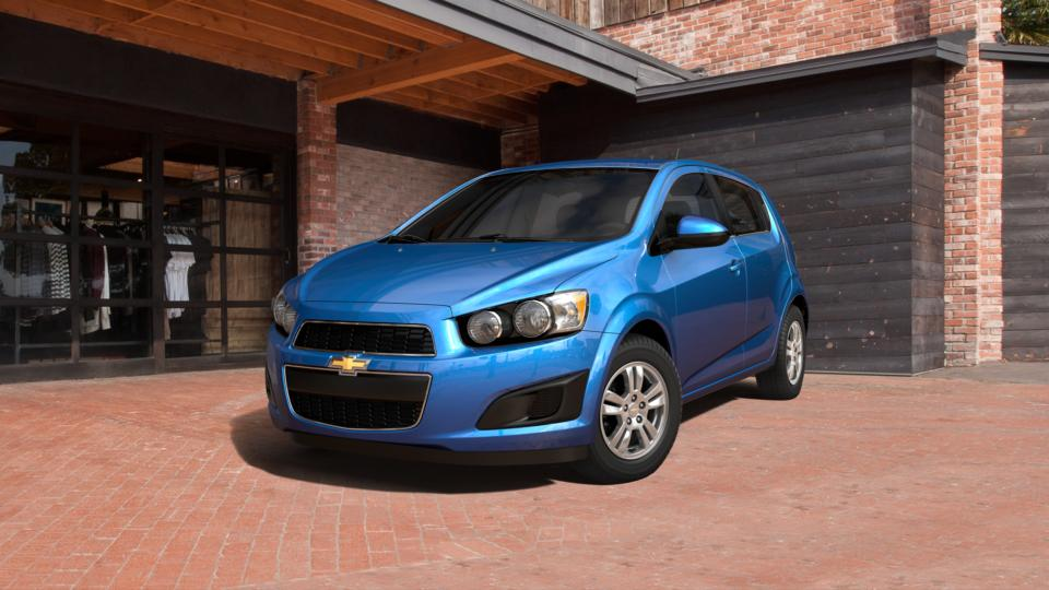 2016 Chevrolet Sonic Vehicle Photo in MADISON, WI 53713-3220
