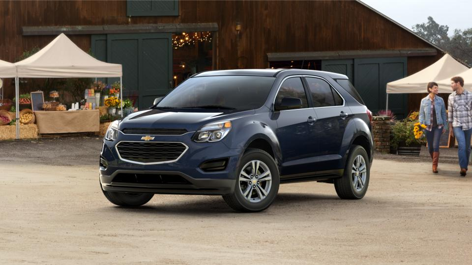 2016 Chevrolet Equinox Vehicle Photo in SOUTH PORTLAND, ME 04106-1997