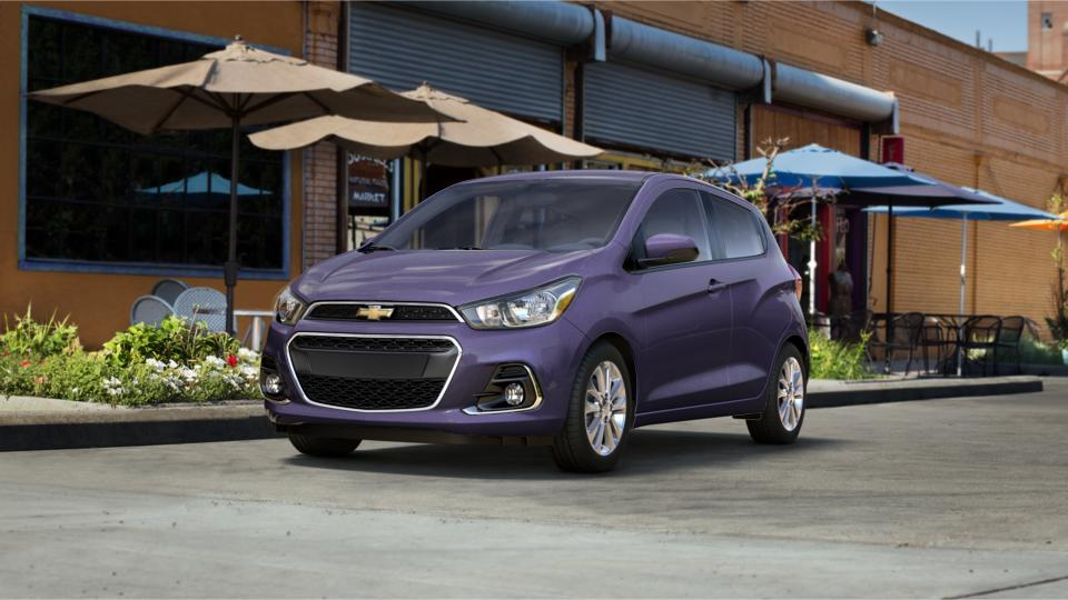 2016 Chevrolet Spark Vehicle Photo in San Angelo, TX 76901