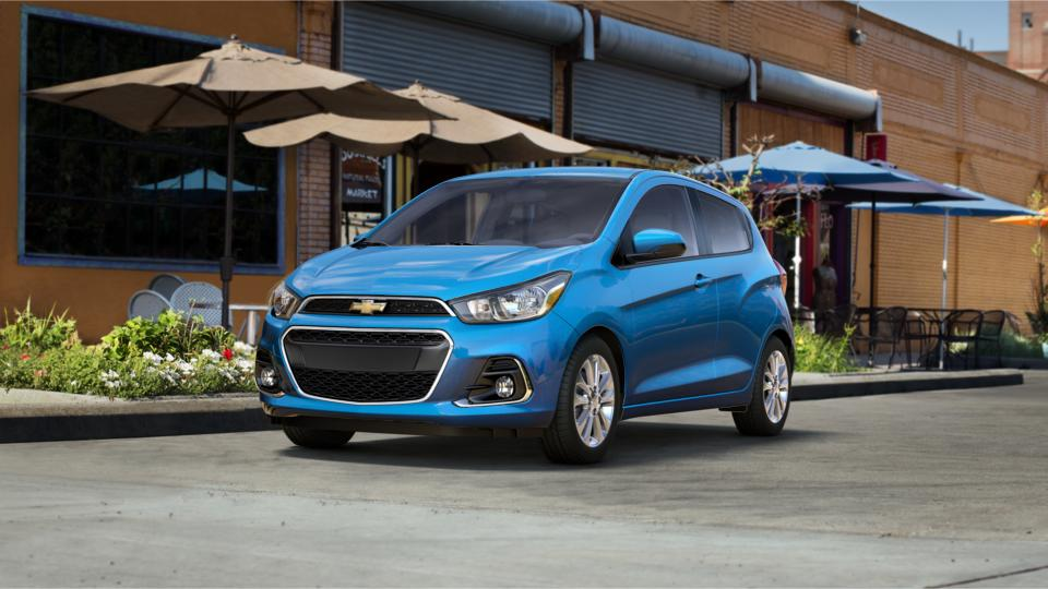 2016 Chevrolet Spark Vehicle Photo in MADISON, WI 53713-3220