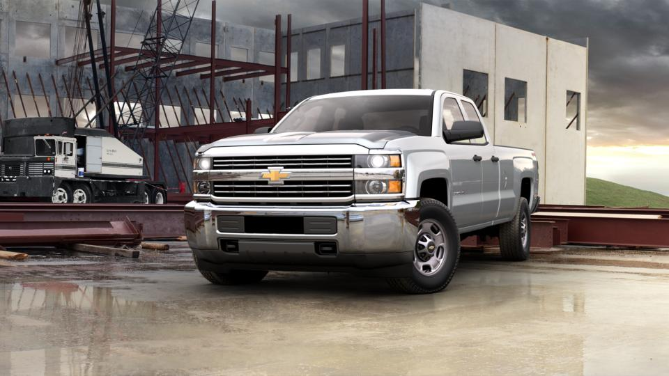 2016 Chevrolet Silverado 2500HD Vehicle Photo in MIDLAND, TX 79703-7718