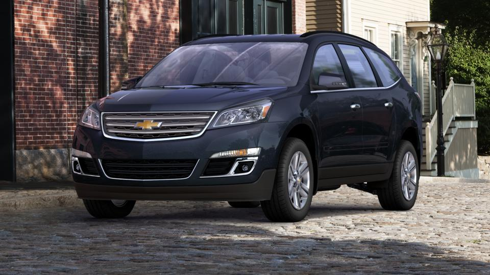 2017 Chevrolet Traverse Vehicle Photo in ELLWOOD CITY, PA 16117-1939