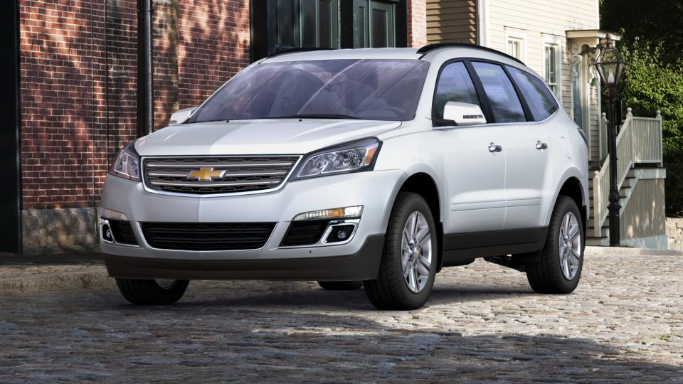 2017 Chevrolet Traverse Vehicle Photo in SAINT CLAIRSVILLE, OH 43950-8512