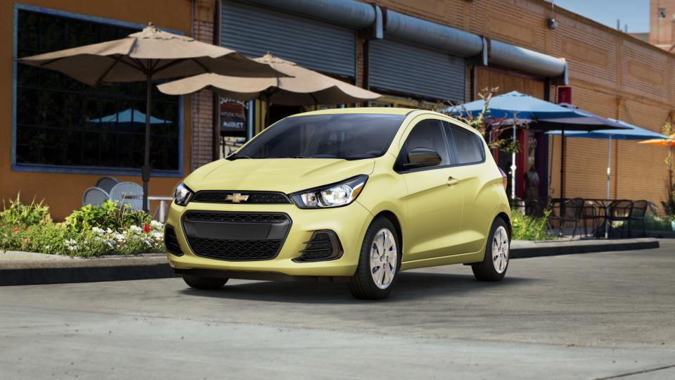 2017 Chevrolet Spark Vehicle Photo in San Angelo, TX 76901
