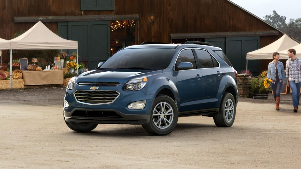 2017 Chevrolet Equinox Vehicle Photo in MOON TOWNSHIP, PA 15108-2571