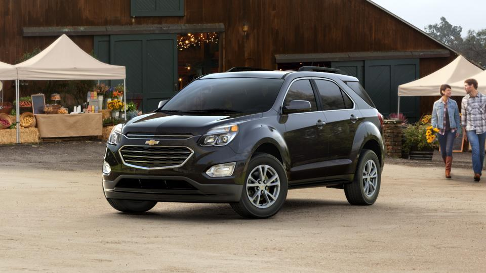 2017 Chevrolet Equinox Vehicle Photo in AKRON, OH 44303-2185