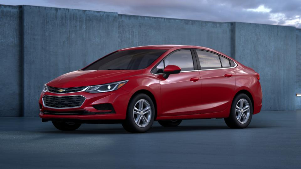 2017 Chevrolet Cruze Vehicle Photo in THOMPSONTOWN, PA 17094-9014