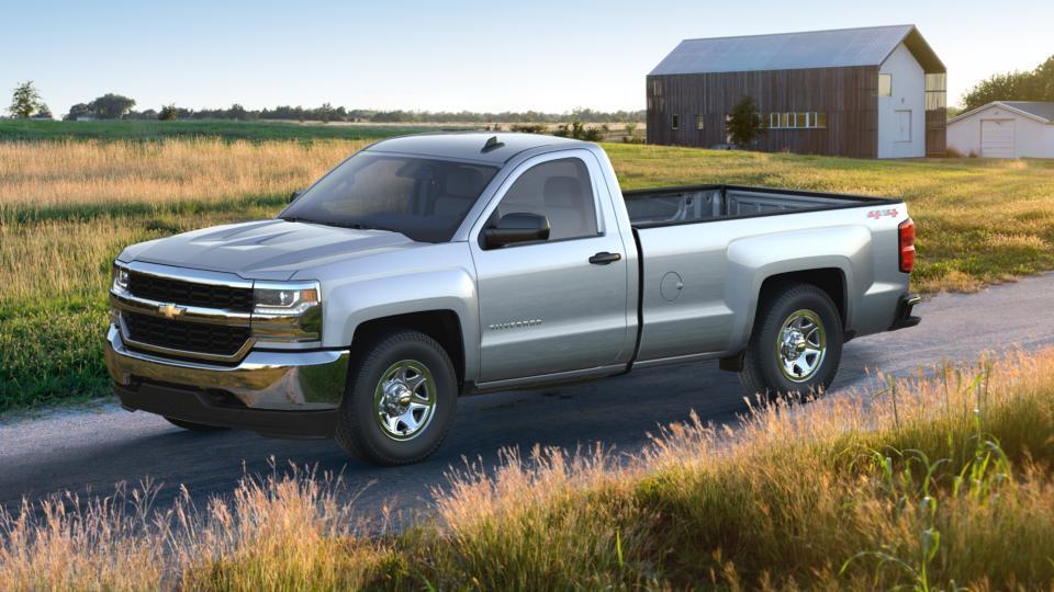 Certified 2017 Chevrolet Silverado 1500 1LS with VIN 1GCNKNECXHZ373523 for sale in Lewiston, Minnesota