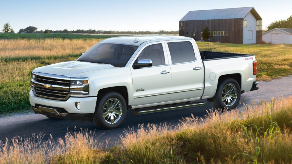 Used 2017 Chevrolet Silverado 1500 High Country with VIN 3GCUKTEC7HG410916 for sale in Park Rapids, Minnesota