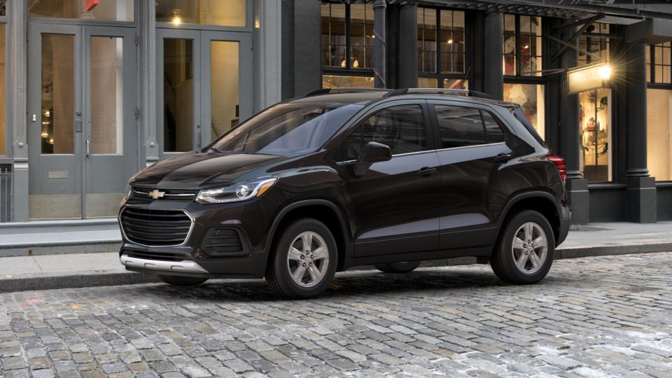 2017 Chevrolet Trax Vehicle Photo in NEENAH, WI 54956-2243
