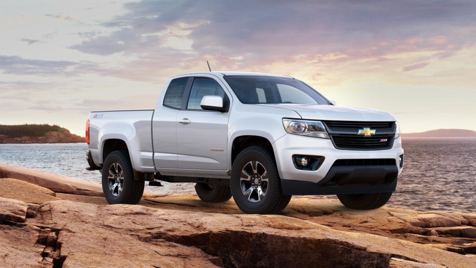 2017 Chevrolet Colorado Vehicle Photo in BROCKTON, MA 02301-7113