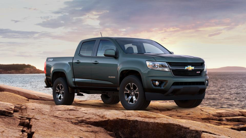 2017 Chevrolet Colorado Vehicle Photo in NEENAH, WI 54956-2243