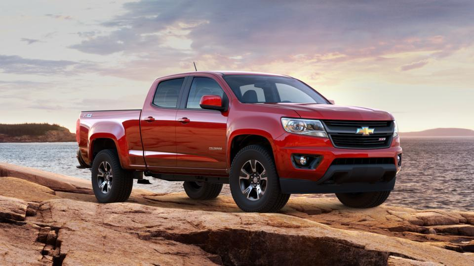 2017 Chevrolet Colorado Vehicle Photo in PUYALLUP, WA 98371-4149