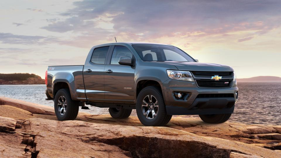 2017 Chevrolet Colorado Vehicle Photo in BEND, OR 97701-5133