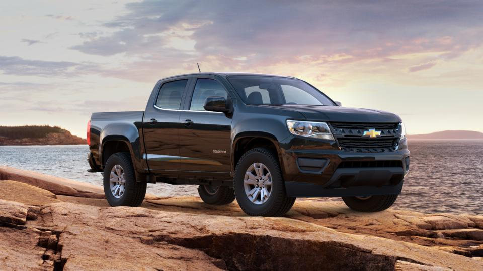 2017 Chevrolet Colorado Vehicle Photo in PITTSBURG, CA 94565-7121