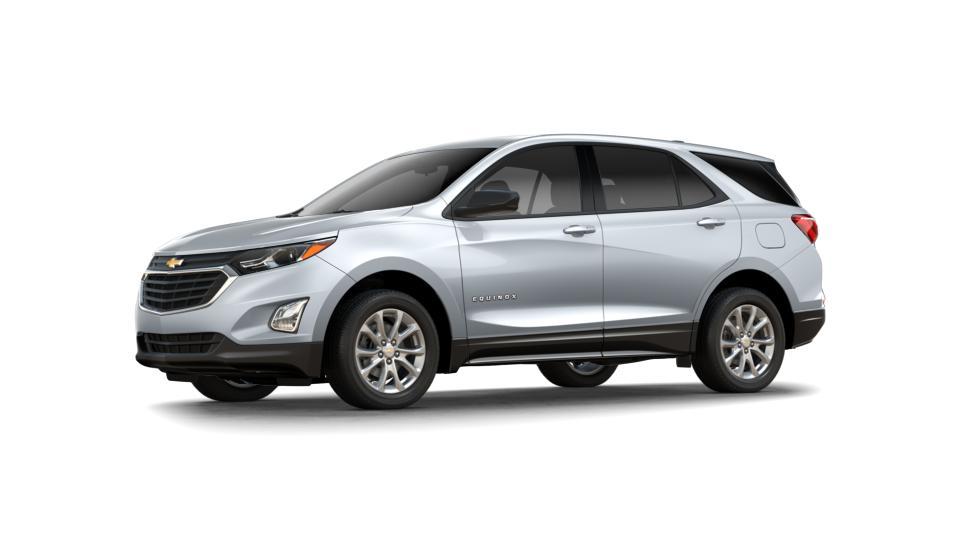 2018 Chevrolet Equinox Vehicle Photo in JASPER, GA 30143-8655