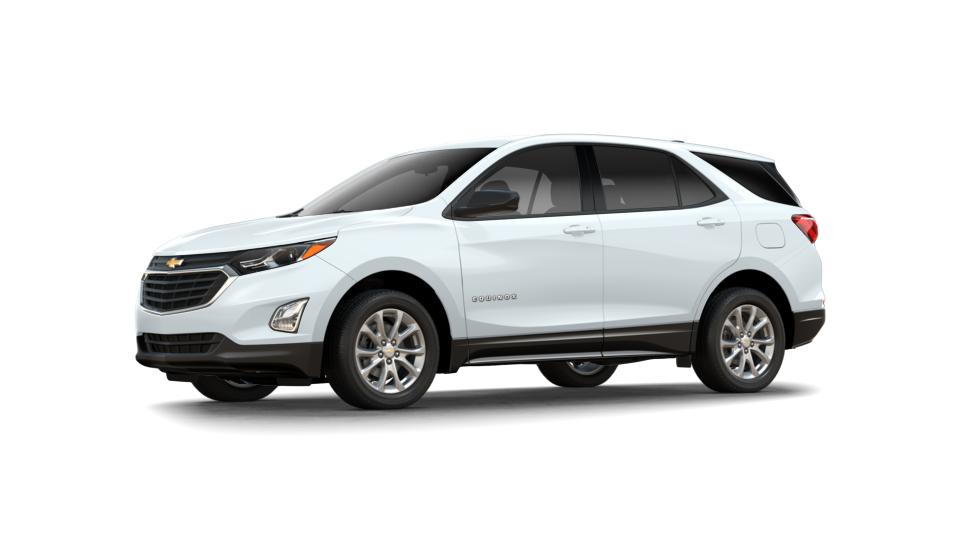 2018 Chevrolet Equinox Vehicle Photo in APPLETON, WI 54914-8833