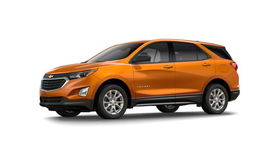 2018 Chevrolet Equinox Vehicle Photo in CAPE MAY COURT HOUSE, NJ 08210-2432