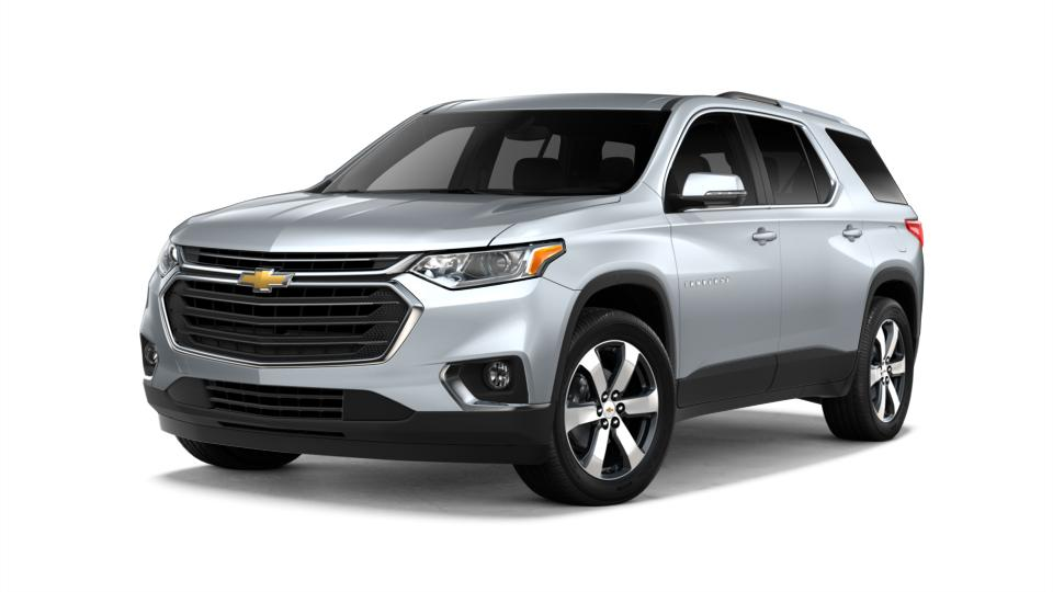2018 Chevrolet Traverse Vehicle Photo in ENGLEWOOD, CO 80113-6708