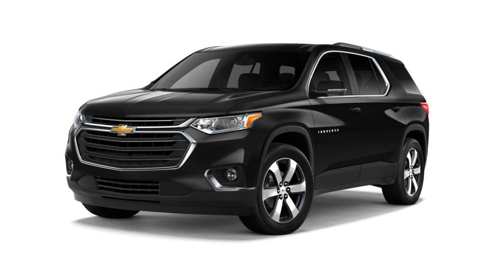 2018 Chevrolet Traverse Vehicle Photo in MEDINA, OH 44256-9001