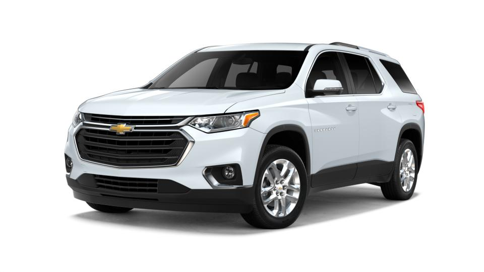 2018 Chevrolet Traverse Vehicle Photo in NEENAH, WI 54956-2243
