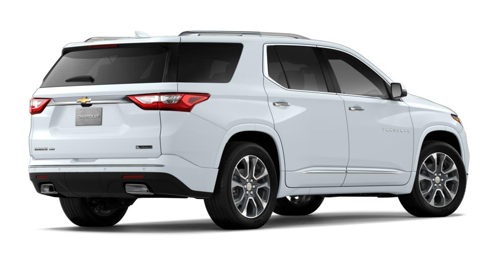 Certified 2018 Chevrolet Traverse Premier with VIN 1GNEVJKWXJJ272797 for sale in Brooklyn Center, Minnesota
