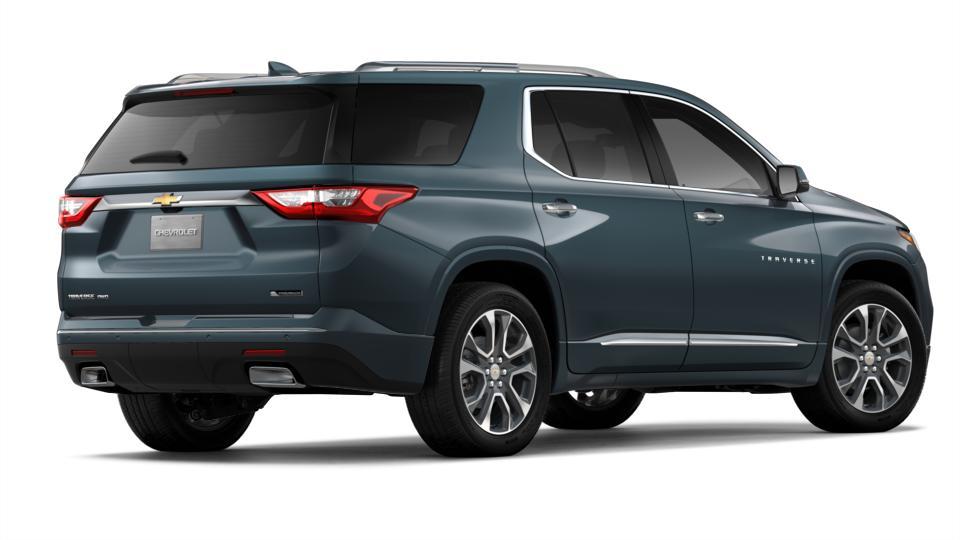 Certified 2018 Chevrolet Traverse Premier with VIN 1GNEVJKW8JJ260020 for sale in Lewiston, Minnesota